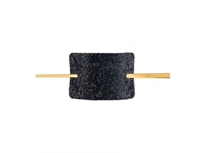 balmainhair accessories hairbarrette limitededition fallwinter19 crystalblack whitebg 800x800 2