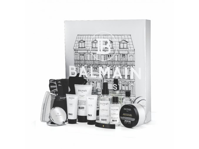 BalmainHair Specials AdventCalendar FallWinter19 products