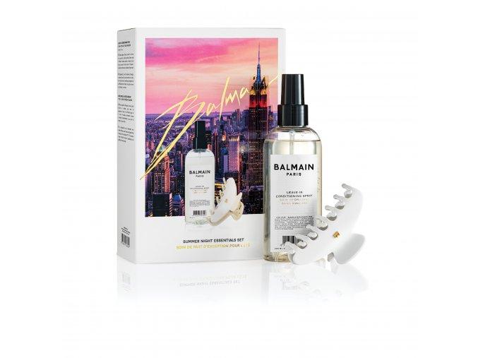 BalmainHair LimitedEdition SpringSummer2020 SummerNight EssentialsSet Box