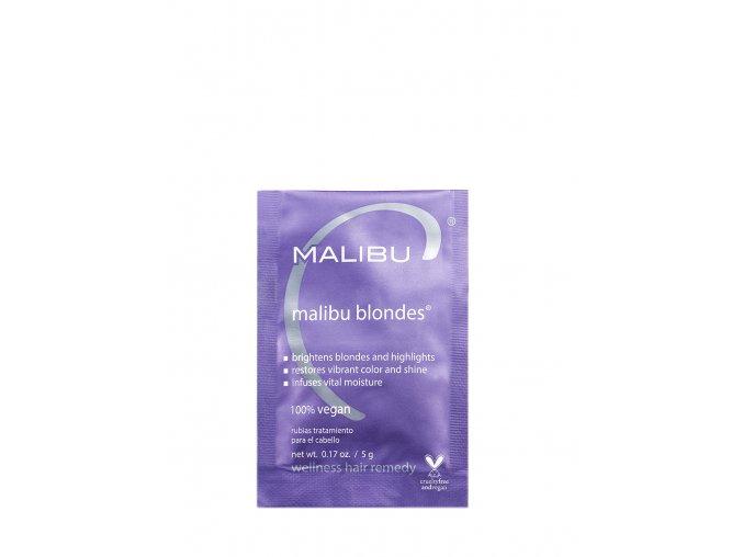 5920 Malibu Blondes Wellness Remedy (Packet) by Malibu C large