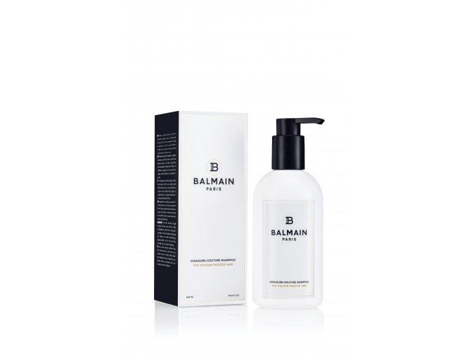 BalmainHair Care CouleursCouture Shampoo withBox