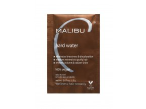 5940 HARD WATER WELLNESS REMEDY (PACKET) MALIBU C