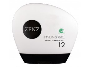 ZENZ Styling Gel SWEET ORANGE no. 12 - stylingový gel