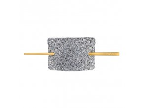balmainhair accessories hairbarrette limitededition fallwinter19 crystalsilver 800x800