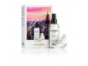 BalmainHair LimitedEdition SpringSummer2020 SummerNight EssentialsSet Box