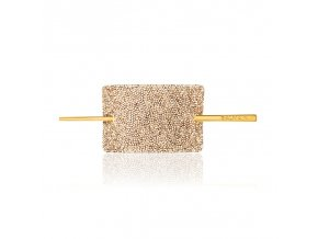 balmainhair accessories hairbarrette limitededition fallwinter20 crystalgold 800x800