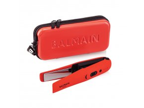 BalmainHair Tools CordlessStraightener Red Set LR