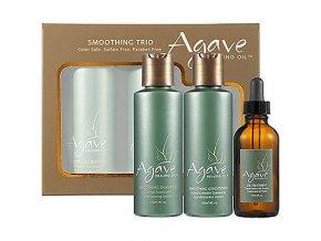 Bio Ionic Agave třídílná vlasová péče