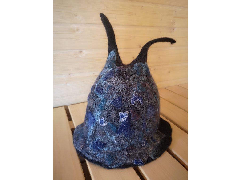 Magická hlubina - klobouk do sauny