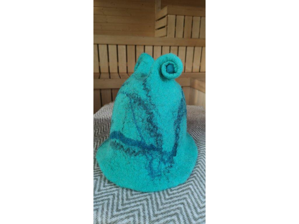 saunová čepice (8)