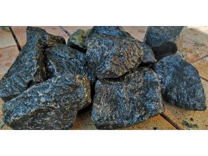 dunit saunové kameny