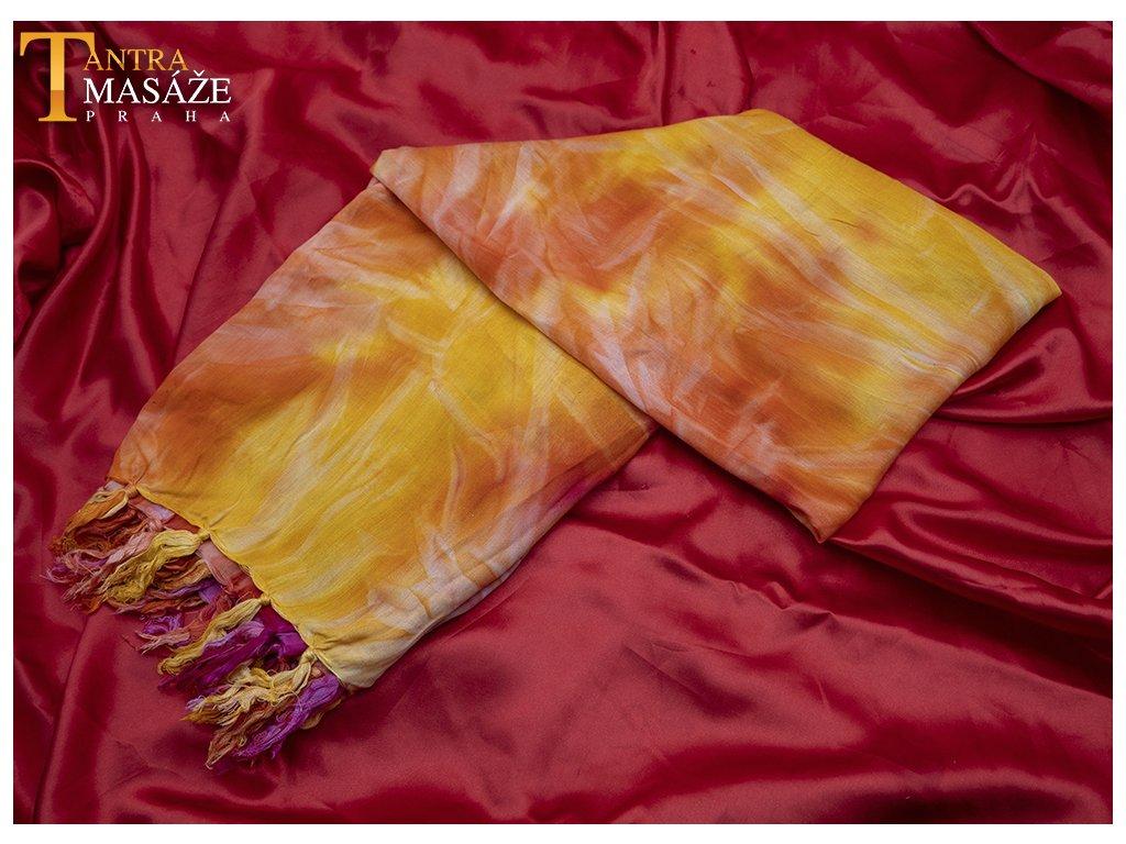 sarong batique sunset glow 01