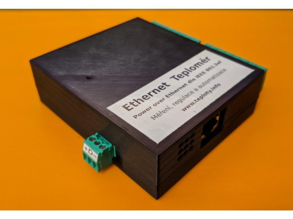 Ethernet Termostat 8R