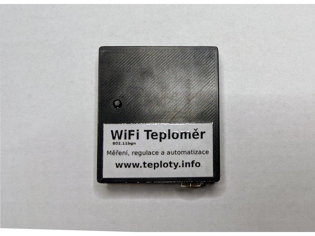 WiFi Teploměr