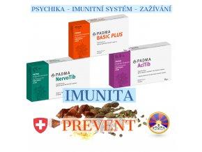 Balíčky IMUN PREVENT