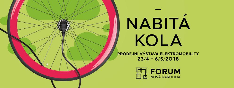 NABITÁ KOLA Topkolo.cz PŘIJÍŽDĚJÍ DO Forum Nová Karolina