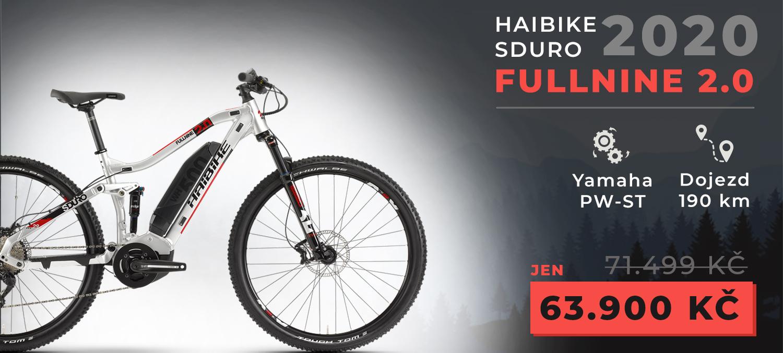 Haibike Sduro Fullnine 2.0