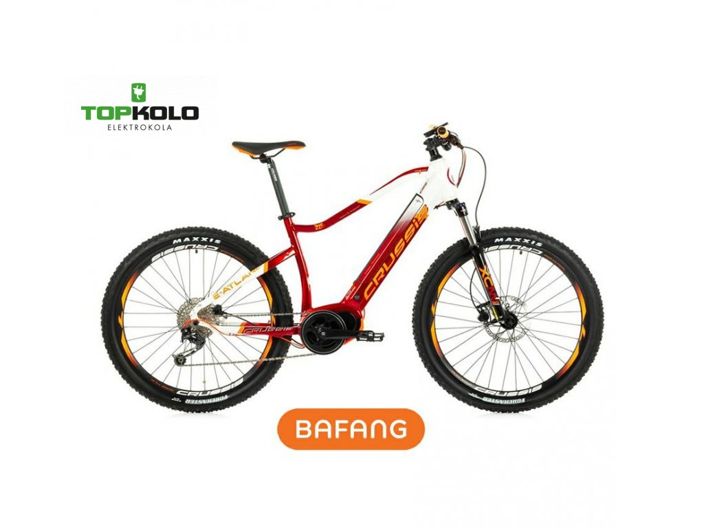 Crussis e Atland 7.5 (2020) 522Wh