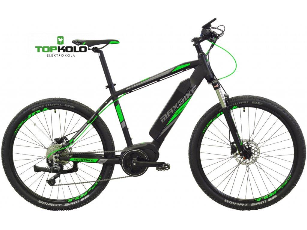 """Maxbike E - Malawi 27.5 19"""" (2020) - zelená"""