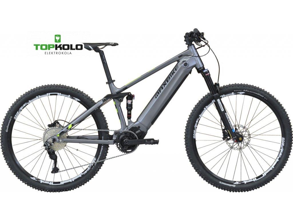 Maxbike Halden (2021)  + Voucher v hodnotě 2.000 Kč na veškerý sortiment