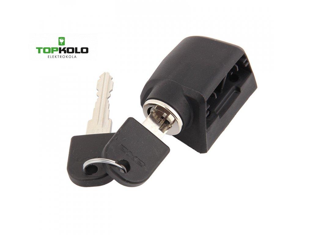 Zámek baterie Bosch 2013 ABUS+2x klíč