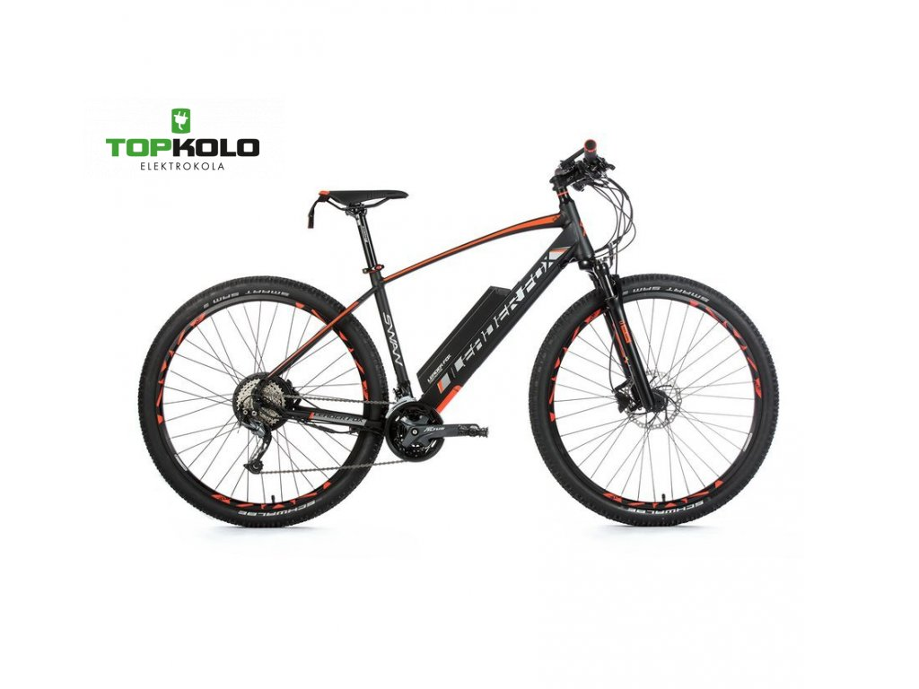 E BIKE SWAN 29 blackmatt orange