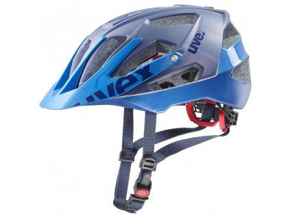 f75c1fcf cyklisticka helma uvex quatro modra modra
