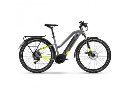 Haibike Trekking 6 2021 lady cool grey red (2)