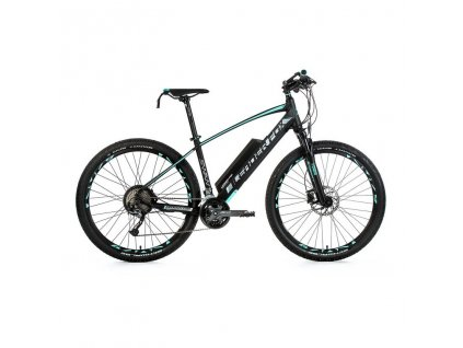E BIKE SWAN 27 blackmatt green