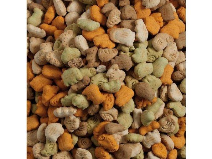 Sušenky zvířátka vanilka 0,5kg