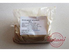 Pivovarské kvasnice 500g, 1kg