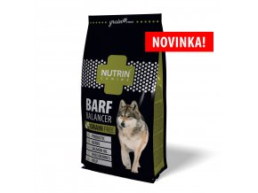 NUTRIN CANINE Barf 2500g novinka