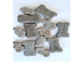 Sušenky černé uhlí
