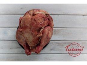 Kuře krmné celé