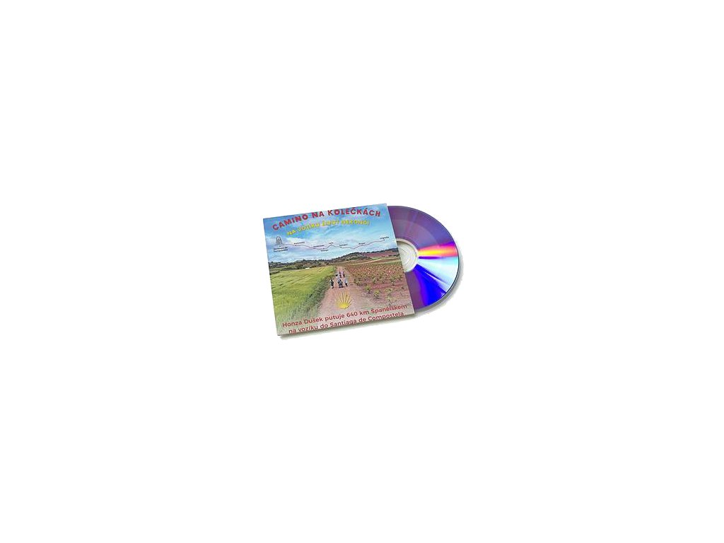DVD medium s pošetkou