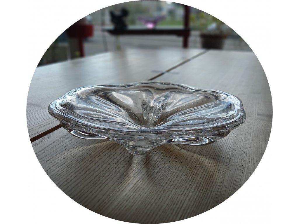mísa hutní sklo
