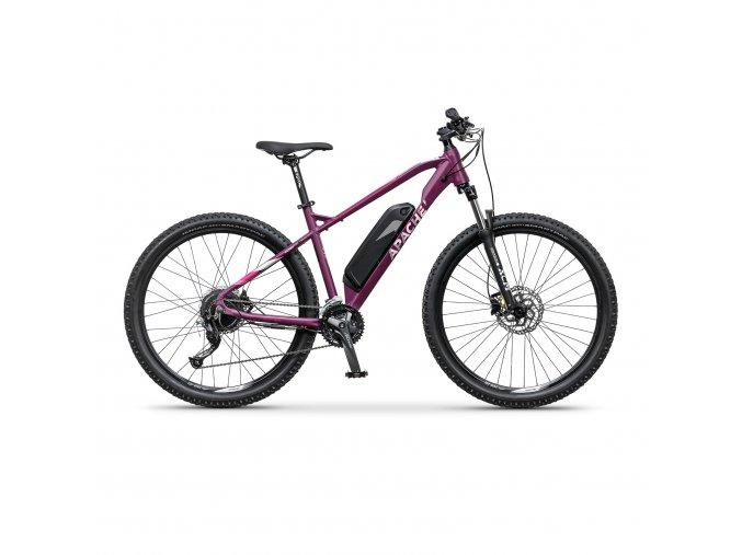 "Apache Yamka E4 ruby purple 2020 (Velikost 18"")"