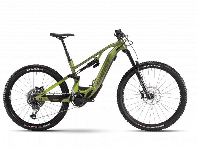 GHOST E-bikes ASX Universal 160 B625 - Olive / Stone 2021 (Velikost XL (185-200cm))