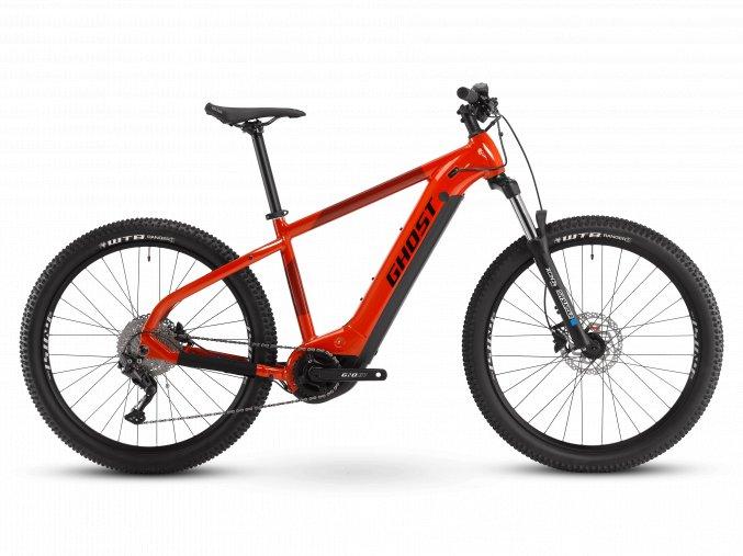 GHOST E-bikes E-Teru Universal 27.5 Y630 - Red / Dark Red / Black 2021 (Velikost XL (185-200cm))