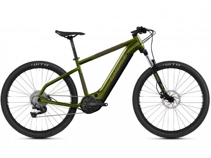GHOST E-bikes E-Teru Universal 29 Y630 - Olive / Gray 2021 (Velikost XL (185-200cm))