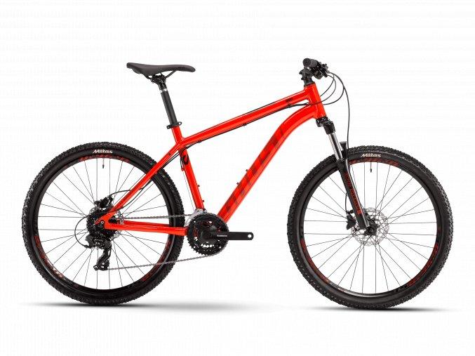 GHOST Kato Base 26 - Red / Dark Red / Black 2021 (Velikost L (175-190cm))