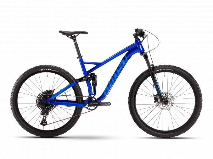 GHOST Kato FS Base - Electric Blue / Ocean Blue 2021 (Velikost XL (185-200cm))