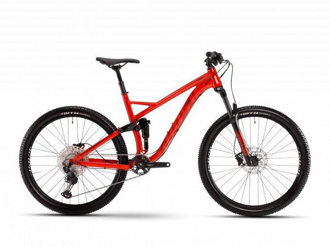 GHOST Kato FS Universal - Riot Red / Dark Red 2021 (Velikost XL (185-200cm))