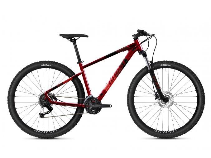 GHOST Kato Universal 27.5 - Dark Red / Light Red 2021 (Velikost M (165-180cm))