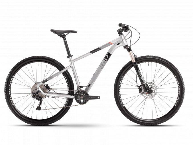 GHOST Kato Advanced 27.5 - Iridium Silver / Urban Grey 2021 (Velikost M (165-180cm))