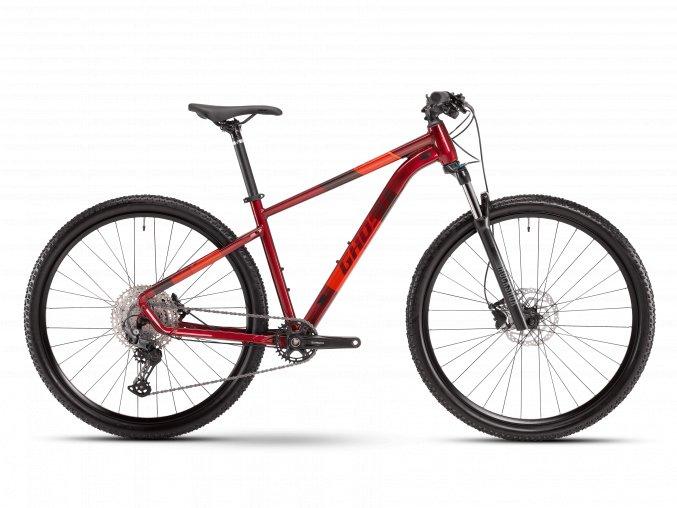 GHOST Kato Pro 29 - Dark Cherry / Juice Red 2021 (Velikost XL (185-200cm))