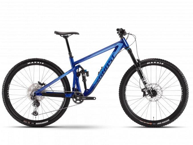 GHOST Riot AM Essential - Electric Blue / Ocean Blue 2021 (Velikost XL (188-196cm))