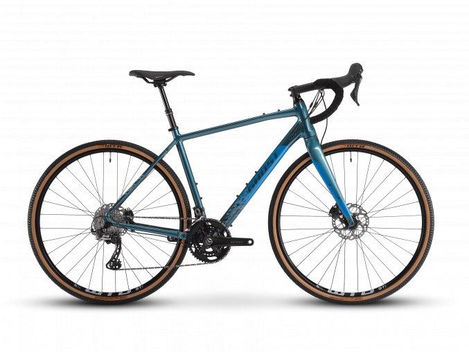 GHOST Road Rage Essential - Petrol Blue / Ocean 2021 (Velikost XL (185-200cm))