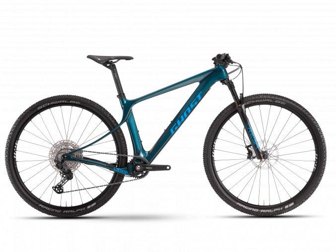 GHOST Lector Essential - Petrol Blue / Ocean Blue 2021 (Velikost XL (188-196cm))