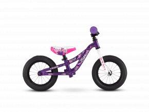 GHOST Powerkiddy 12 - Violet 2021 (Velikost 12)